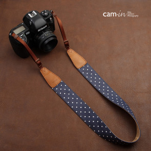 Denim camera strap, CAM7115